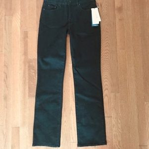 4 NYDJ Black straight stretch NWT Jeans Lift Tuck